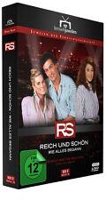 Reich und Schön - Box 9 - Staffel 9 - Folgen 201-225 - Fernsehjuwelen DVD