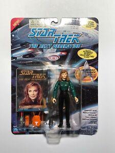 Star Trek TNG The Next Generation: Dr. Beverly Crusher, 1994 Playmates, # 6961
