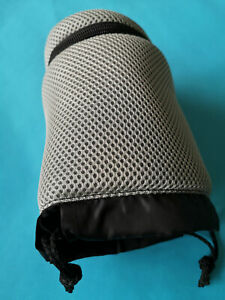 NYLON LENS POUCH SMALL 85X100MM COVER WITH BUILT-IN FILTER POUCH SLEEVE CASE