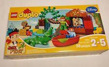 LEGO Duplo 10526 Jake Peter Pan's Visit Preschool  Building Set Ages 2-5 New