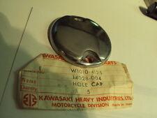 Hole Cap for engine cover clutch adj W1 W1SS W2SS W2TT   14028-004  Kawasaki NOS