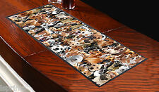 DOGS DESIGN BAR RUNNER IDEAL FOR ANY OCCASION PUBS CLUBS SHOPS L&S PRINTS
