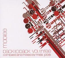 BACK to back 3 = Sebok/efdemin/Vincenzo/Dinky... = 2cd = minimal Tech House riproduce