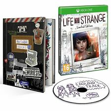 Xbox One Life is Strange Limited Edition PREOWNED