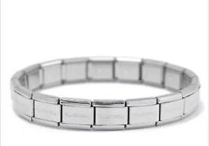 Genuine New Classic Nomination Starter Bracelet Of 18 Links RRP £32