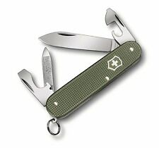 Victorinox Swiss Army Knife Cadet - Olive Green Alox Limited Edition 2017