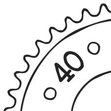Kettenrad 40 Zähne (Tei. 520) Suzuki QuadRacer R450, 06-12 (AL41A, AL43A)