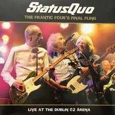 The Frantic Four's Final Fling: Live at the Dublin by Status Quo(180g Vinyl 2LP)