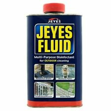 Jeyes Fluid- Outdoor Cleaner- Clear Paths, Unblock Drains, 300ml + FREE GLOVES