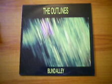THE OUTLINES Blind alley FRENCH LP LOON RECORDS 1989