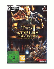 Two Worlds 2 Castle Defense Steam PC GAME Code NEW global [Lightning Shipping]