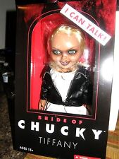 "Bride of Chucky  "" Tiffany""  Talking Tiffany Doll"
