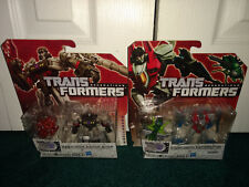 Starscream Waspinator + Megatron Legends Transformers Generations 30th IDW MISP