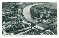 Ansichtskarte Hoya Weser Luftaufnahme (Nr.835)