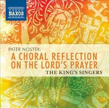 The King's Singers, Pater Noster: A Choral Reflection on The Lord's Prayer, Exce