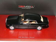 1/43 True Scale TSM 2009 Rolls Royce Phantom in Black TSM114323