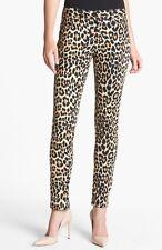 NWT Kate Spade Broome Street Jeans Ikat Animal Leopard Cheetah $228 – 26