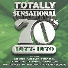 FREE US SHIP. on ANY 2 CDs! NEW CD Various Artists: Totally Sensational 70's 197