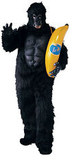 Deluxe Chestpiece Gorilla Adult Costume Standard/Large ( Jacket Size 38-44 )