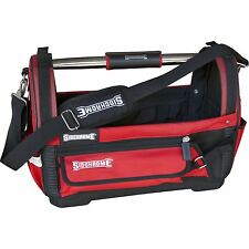 Sidchrome HEAVY DUTY OPEN TOTE TOOL BAG 480mm, 1200 Denier Polyester *Aust Brand