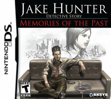 Jake Hunter: Memories of the Past NDS New Nintendo DS