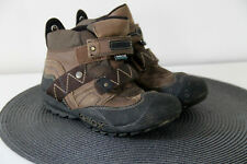 GEOX breathed boots winter boy brown shoe size 31 MINT