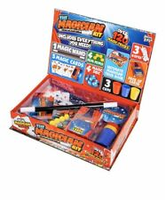 The Magician Kit Over 120 Magic Tricks Children's Set