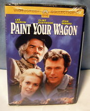 ** PAINT YOUR WAGON - DVD -- UNOPENED -- TOP QUALITY dvd, not junk!!