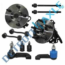 Brand New 10pc Complete Front Suspension Kit for 2002 - 2006 Jeep Liberty ABS