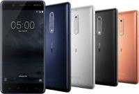 Nokia 6 LTE 4G 3GB RAM 32GB Aufbewahrung Entsperrt Smartphones Abgestuft