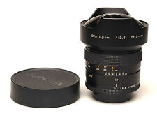 Carl Zeiss Distagon T* 15mm F3.5 W. Germany f. Contax