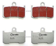 Plaquettes De Frein BREMBO SC RACING Pour SUZUKI B-KING 1340 2010 10  (07KA23SC)