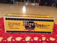 Vintage 1930-40's, Hires Root Beer Extract, Unopened, 3 oz.Box, Great Condition!