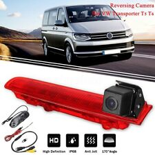 Car Brake Light Reverse Rear View Camera Kit For VW Transporter T5 T6 Van 10 On