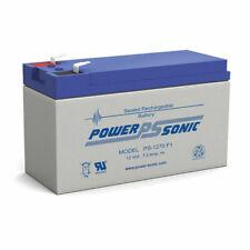 Power-Sonic PS1270 12V 7Ah SLA Battery