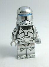 Lego COMMANDO METALLIC Clone Minifigure -Custom Full Body Printing!  CAC