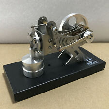 Hot Air Stirling Engine Model Fire Eater Micro Motor Engine Live Vacuum Engine