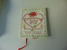 SUSAN BRANCH CHRISTMAS JOY KEEPSAKE BOOK HOLIDAY SH173