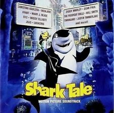 VARIOUS: SHARK TALE OST. MINT. PERFECT FOR CHILDREN'S PARTIES. SUPERB. GREAT CD.