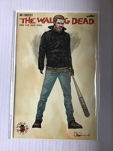 WALKING DEAD # 163 VARIANT EDITION 1 in 250  FIRST PRINT IMAGE COMICS