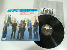 """John Cafferty and the Beaver Brown Band Tough All Over LP Vinilo 12"""" VG/VG"""