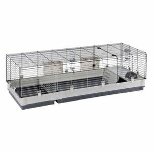 Plaza 160 Small Pet Cage Rabbit Guinea Pig Pet Accessories Indoor Large Nesting