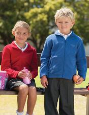Vêtements polaire pour fille de 2 à 16 ans Printemps