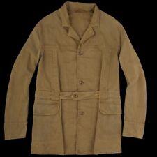 Levis Vintage Clothing LVC 1920's Khaki Tan NORFOLK Coat Jacket L £305 New
