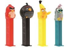 Brand New Toy Angry Birds Pez Dispenser + Two Refills