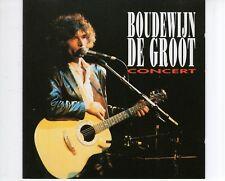 CD BOUDEWIJN DE GROOTconcertEX- (A1947)
