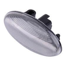 Clear Lens Side Marker Light lamp Fit For Peugeot 1007 107 206 207 Citroen C1 C2