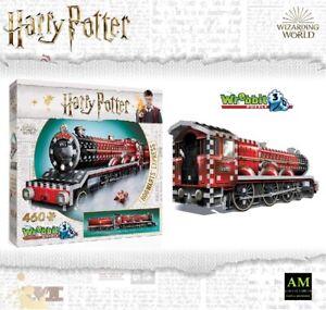 Wrebbit 3D Puzzle Harry Potter - Hogwarts Express - Nip