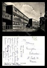 Ivrea (TO) - Stabilimenti Olivetti  - 13.7.1955 - franc. asport. - form. grande