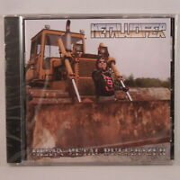 METALUCIFER - Heavy Metal Bulldozer (CD 2009 R.I.P. Records) NEW SEALED